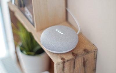 Google Home, Amazon Alexa, tout commander chez soi par la voix.