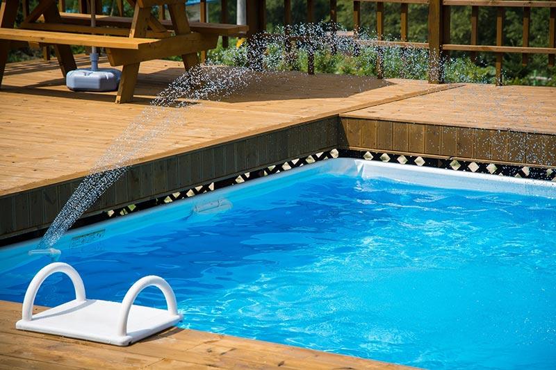 piscine connectee filtrage chauffage volet roulant qualité eau